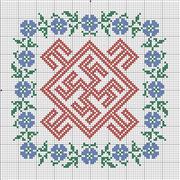 Славянская обережная вышивка B895f8c93d07t