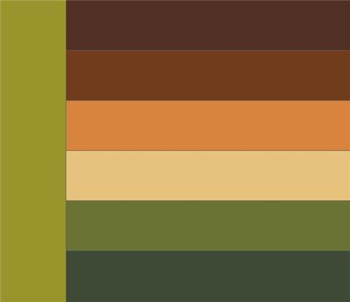 Как правильно сочетать цвета в одежде A72bcbd78a84