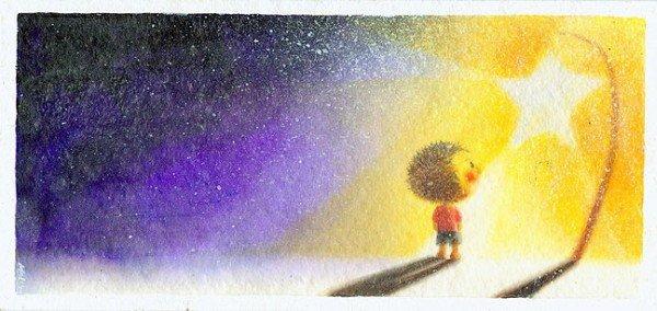 Рисунки детства от May Ann Licudine 7aa323ffeaf6