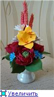 Цветы ручной работы из полимерной глины 5d7d443550a6t