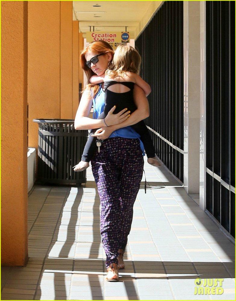 Isla Fisher / Айла Фишер - Страница 2 46f143a04b86