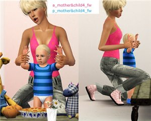Детские позы, позы с детьми - Страница 2 56da5ba8ace6