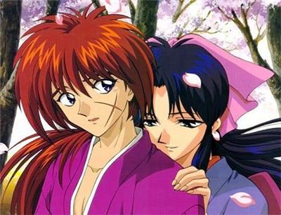Самурай Икс / Бродяга Кэнсин / Samurai X (Rurouni Kenshin) / るろうに剣心 -明治剣客浪漫譚- (1996-1998 гг. 95 серий) 7421a40fcb7b