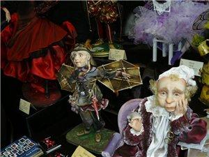 Время кукол № 6 Международная выставка авторских кукол и мишек Тедди в Санкт-Петербурге - Страница 2 Ca2c8adc409ct