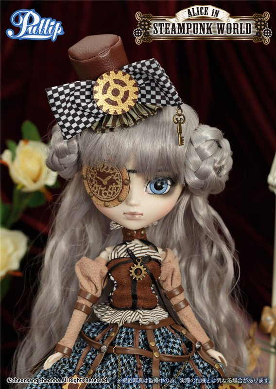 Сет Alice in Steampunk world - июнь 2015 9fb89b6fd0e9