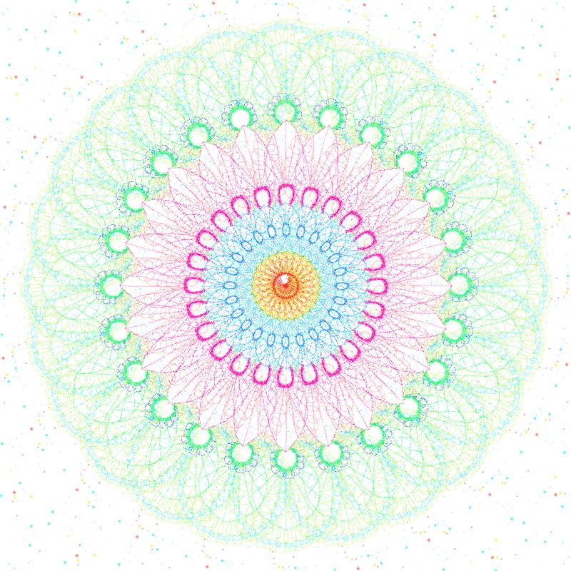 Мандалы для коллективных медитаций а так-же для индивидуального назначения. - Страница 2 A3bfbcf35ce9