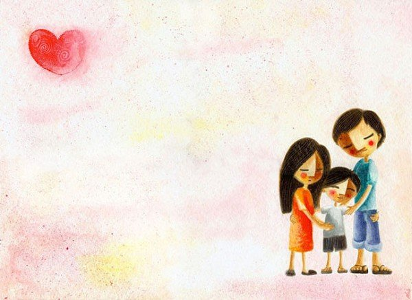 Рисунки детства от May Ann Licudine 86d76014afab