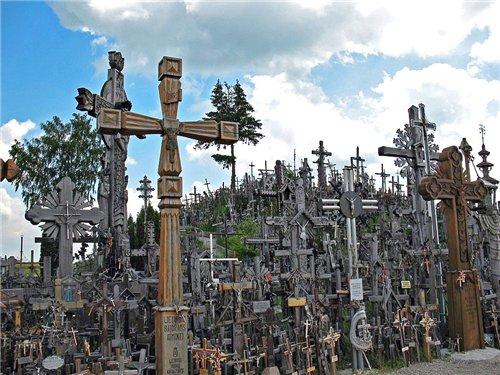 Гора Крестов в Литве 0d297ac126ec