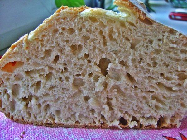 Хлеб, не требующий замеса 523138251bc9