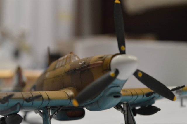 Hawker Hurricane МкIIc (Revell) 1/72 41258e5c1e59