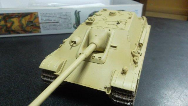 Jagdpanther, 1/35, («Tamiya» 35203). 1ce9d6add6b6