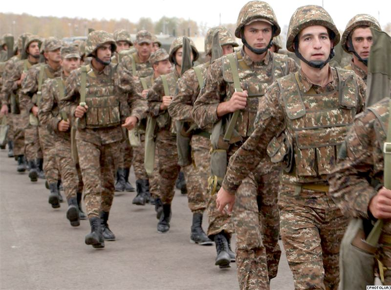 L'Armée Arménienne / Armed Forces of Armenia B13d85c23e77