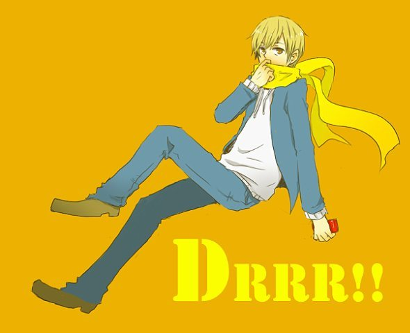 Арт по аниме «Дюрара!» (Durarara!!) - Страница 2 668ff3b1aeaf