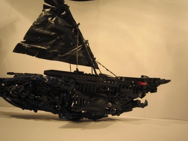 [MOC] Akuline le yacht de Makuta 60d191545e6c