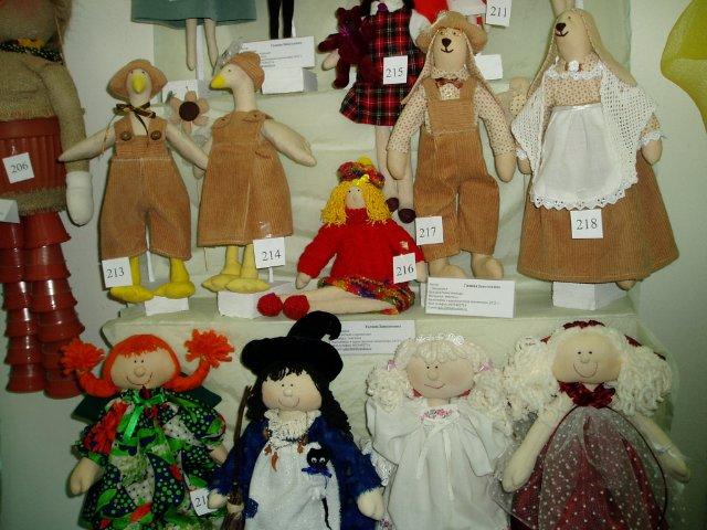 Выставка кукол в Запорожье - Страница 2 484af256a8c6