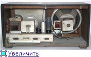 "1941 год. Радиоприемник "" T165"". (Radiotehnika). 3573e9b54b01t"
