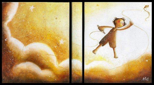 Рисунки детства от May Ann Licudine B15a267966d4