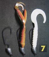 Легкие джиг-головки с большим крючком (часть 2) 0fd2366b9336