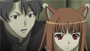 Волчица и пряности / Spice and Wolf / Ookami to Koushinryou (2008 - 2009 гг. 2 сезона) 6bc7e00d0a35