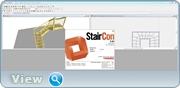 StairCon проектирование лестниц 84945fc2b878