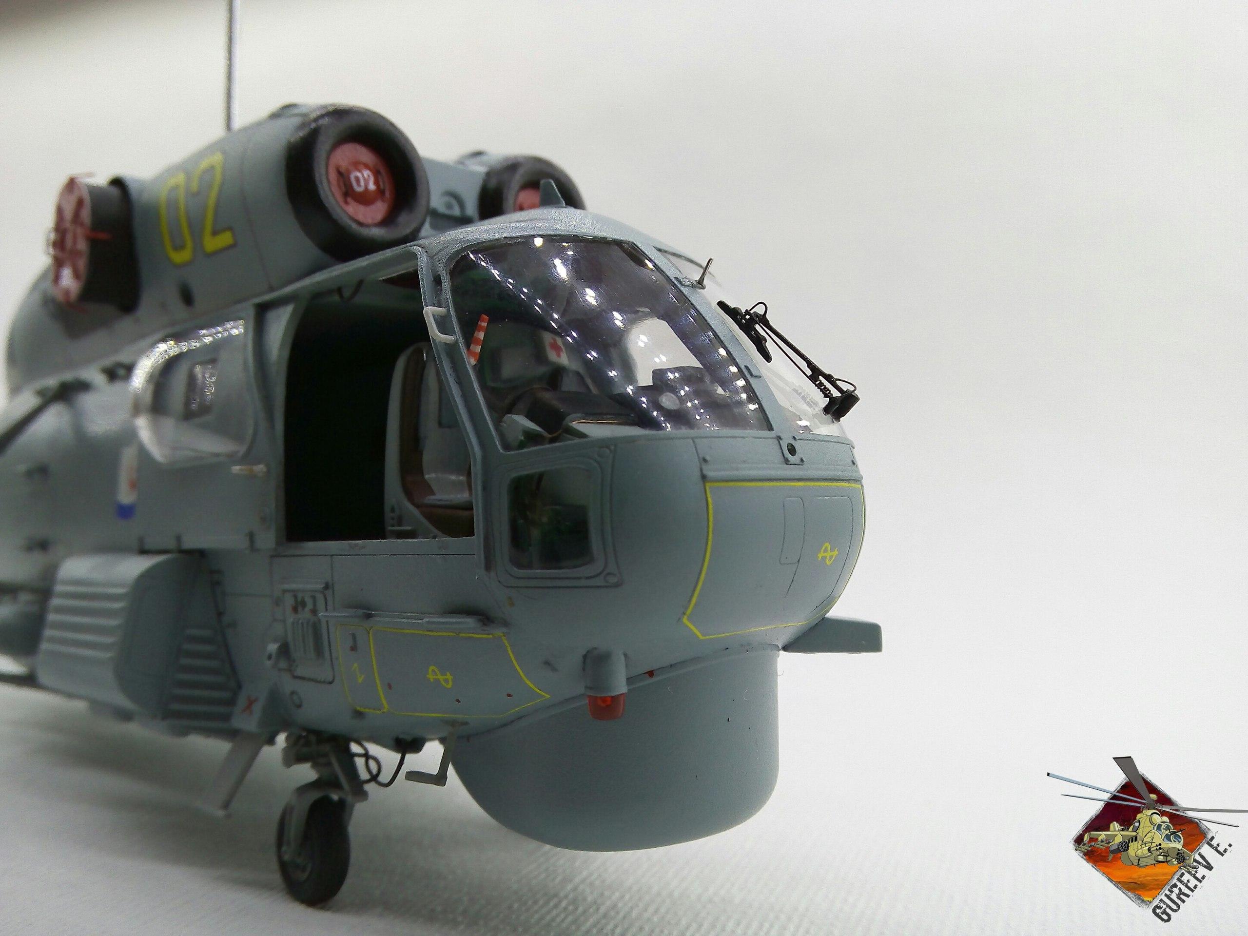 Ка-27ПЛ 1/48 HOBBYBOSS - Страница 4 4f000ba3215b