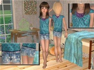 Для детей (нижнее белье, пижамы, купальники) - Страница 3 147cb906d452