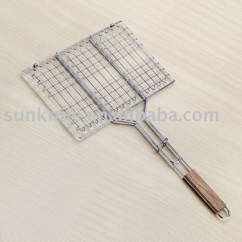Food + Drink BBQ_wire_grill_BBQ_tool_broiler_rack