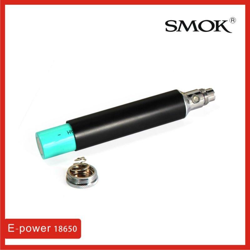 test du Dual Coil Tank de SMOKtech  - Page 9 Smoktech_Ecig_MOD_Ego_E_power_18650