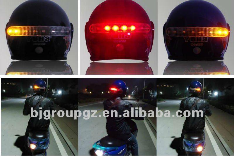 [A SCINDER] Répression routière: durcissement LED_WIRELESS_MOTORCYCLE_HELMET_BRAKE_TURN_SIGNAL