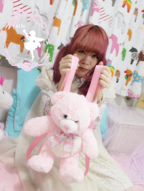 Sac peluche?? Princess-sweet-lolita-bags-soft-amo-HARAJUKU-style-Pink-bear-doll-backpack-ice-cream-plush-bag