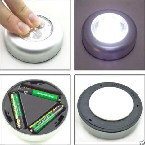 Comparativa de linternas 200pcs-X-font-b-WIRELESS-b-font-LED-push-light-Night-light-UNDER-CABINET-Closet