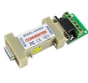 CNC Bendu73 20-pcs-lot-font-b-RS485-b-font-to-font-b-RS232-b-font-Adapter-adaptor