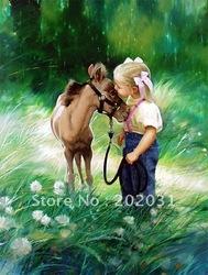 Adorables caritas de niños. - Página 2 Donald-Zolan-Tender-Hearts-Handmade-kids-Oil-Painting.jpg_250x250