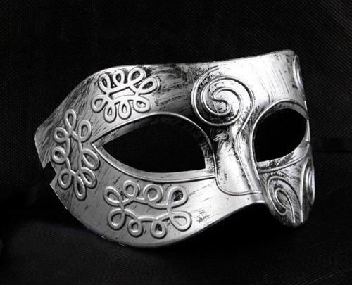 Baile de mascarás! - Página 3 Vintage-Sliver-Half-Faces-Venetian-Mens-Mask-Mardi-Gras-Masquerade-Halloween-Costume-Party-MASKS-Free-Shipping