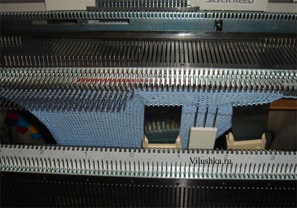 Мастер-классы по вязанию на машине 93906290bb06