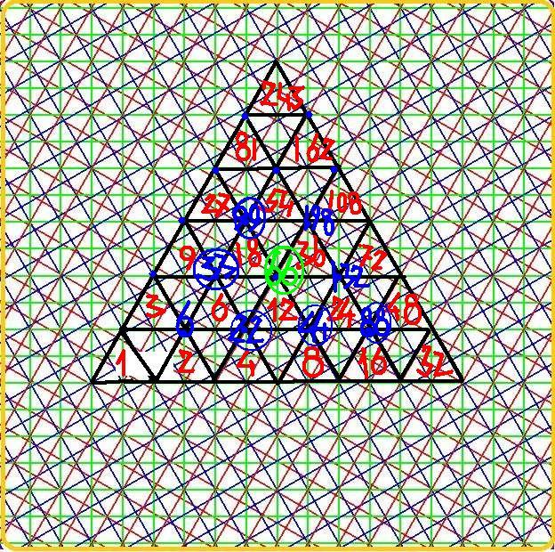 Числа магического шестиугольника. 51695bb617b2