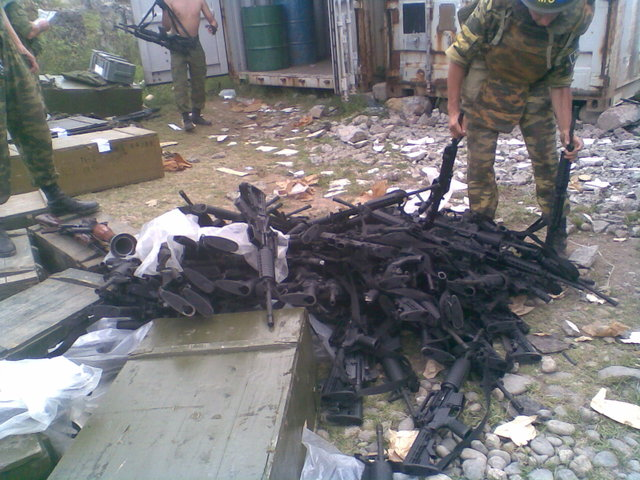 2008 South Ossetia War: Photos and Videos 4c6ecb8d61b7