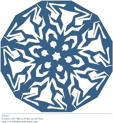 Зимнее рукоделие - вырезаем снежинки! - Страница 10 B42d9ddaa9b4