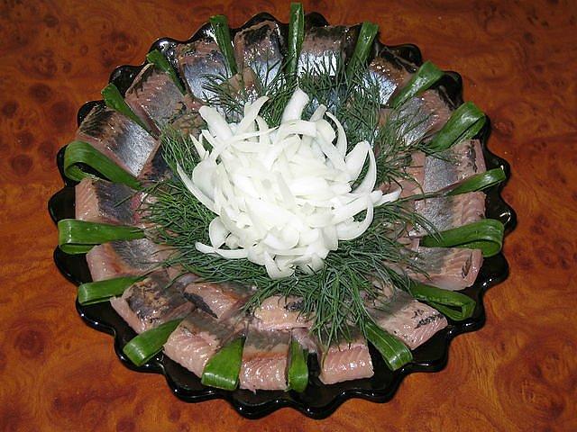 Фотоподборка оригинально оформленных блюд C7bb147471bc