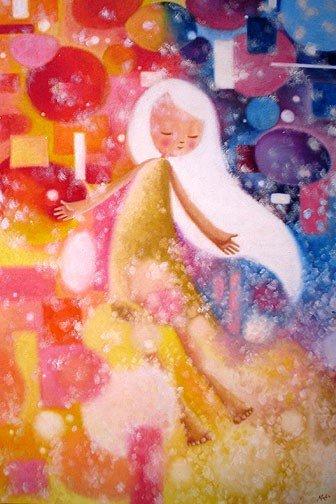 Рисунки детства от May Ann Licudine 8fae6924b940