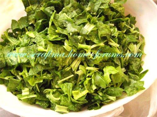 Шорба Сабаних. Суп со шпинатом. Араб.кухня F48de26dde1c