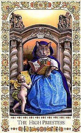 Таро Барочные Богемские Коты, The Baroque Bohemian Cats 0d88282dfaf3