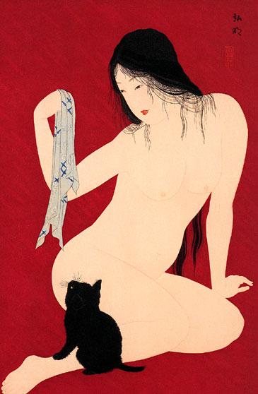 Японское искусство 6241da488300