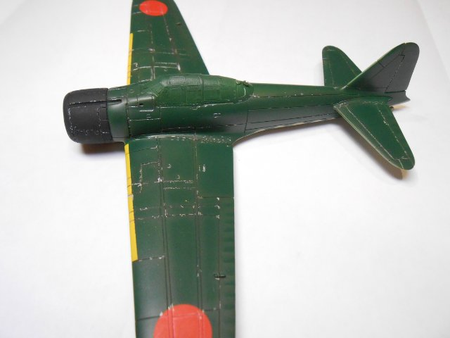 A6M2b Zero (Airfix) 1/72 57201f5bffe3