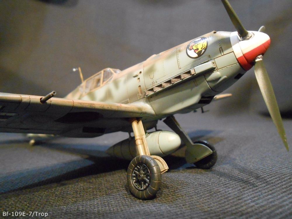 Bf 109 E7/Trop Tamiya 1:48 2ad968901cbb