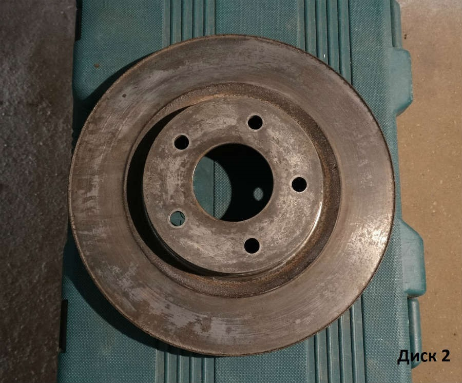 Тормозной диск для Jeep Patriot, Compass 9a5c49357948