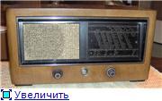 """1941 год. Радиоприемник """" T165"""". (Radiotehnika). 0ff184d4d437t"""