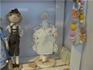 Время кукол № 6 Международная выставка авторских кукол и мишек Тедди в Санкт-Петербурге - Страница 2 98c67febb76dt