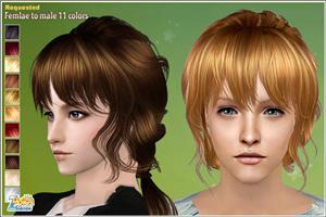 Мужские прически (длинные волосы) 70c001e28129t