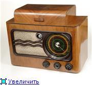 "1940-41 год. Радиоприемник  ""VEFSUPER M517G"". Dac4bddcfa8at"
